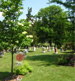Mothers Grove Monument in Guelph