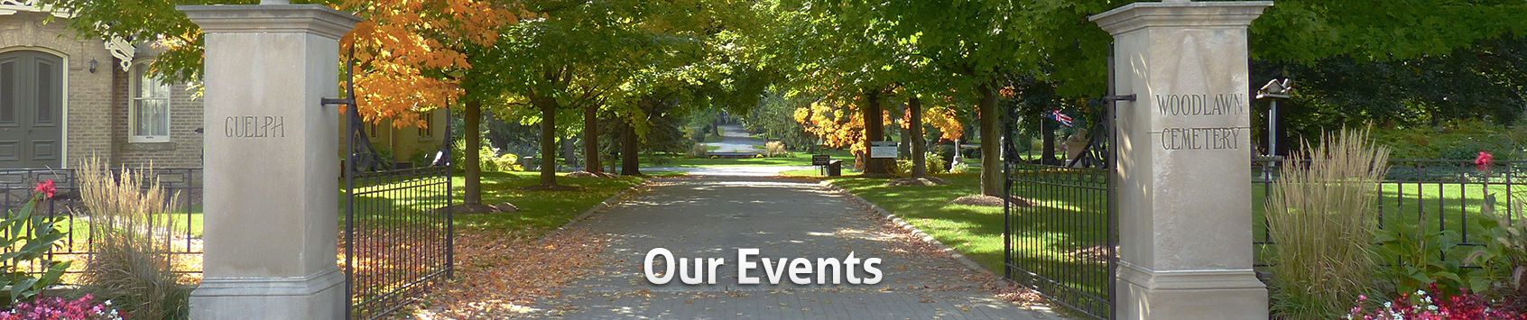 Park Events in Guelph Ontario