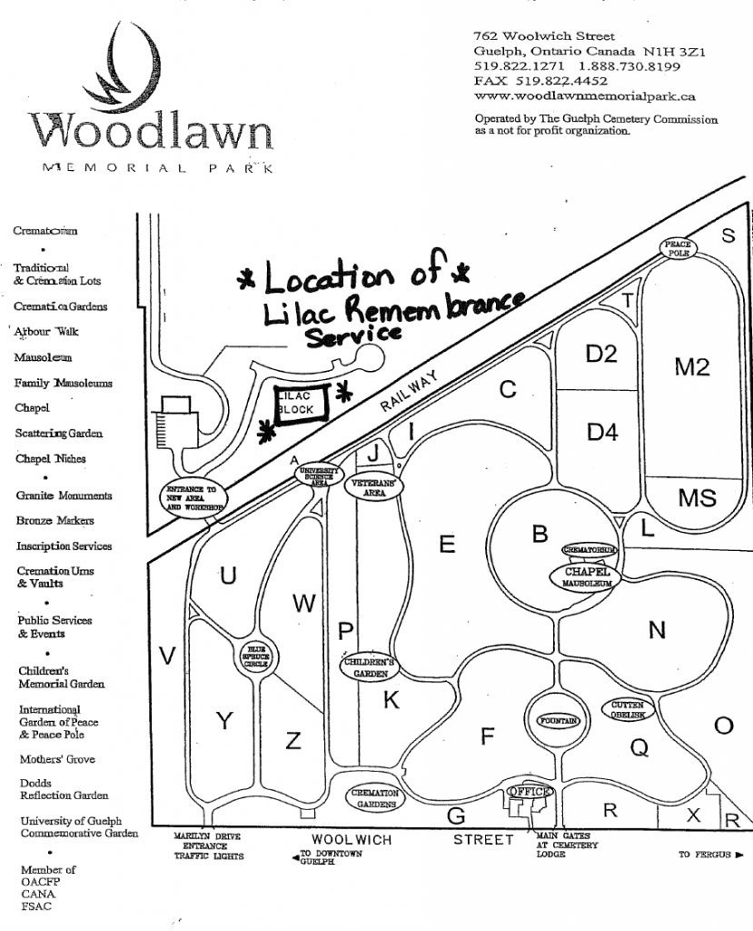Woodlawn-Memorial-Park-Guelph-lilac-remembrance-map-2016