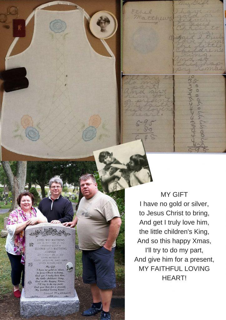 Ethel May Matthews life story