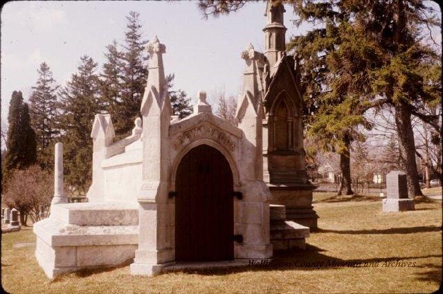 Drew-Jacob Private Mausoleum