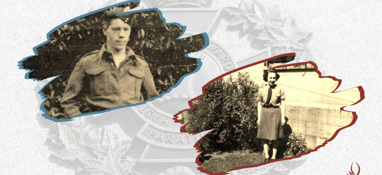 A WWII Love Story: Ernest and Isa Lee Bryant