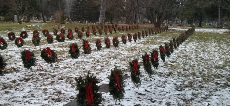 Winter Wreath – Donor Request